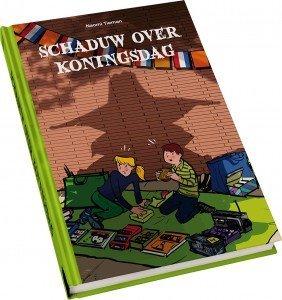 Boek Schaduw over Koningsdag