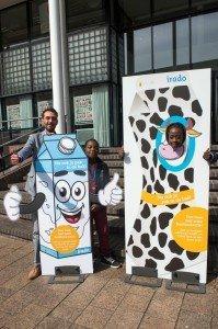 Doe mee met onze facebookactie #melkpakselfie en maak kans op leuke prijzen!