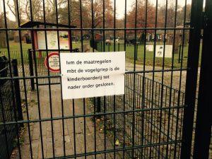 Kinderboerderij 't Hoefblad is uit voorzorg gesloten