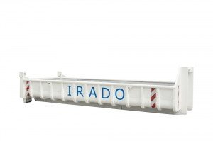12m3 afzet (haak) container