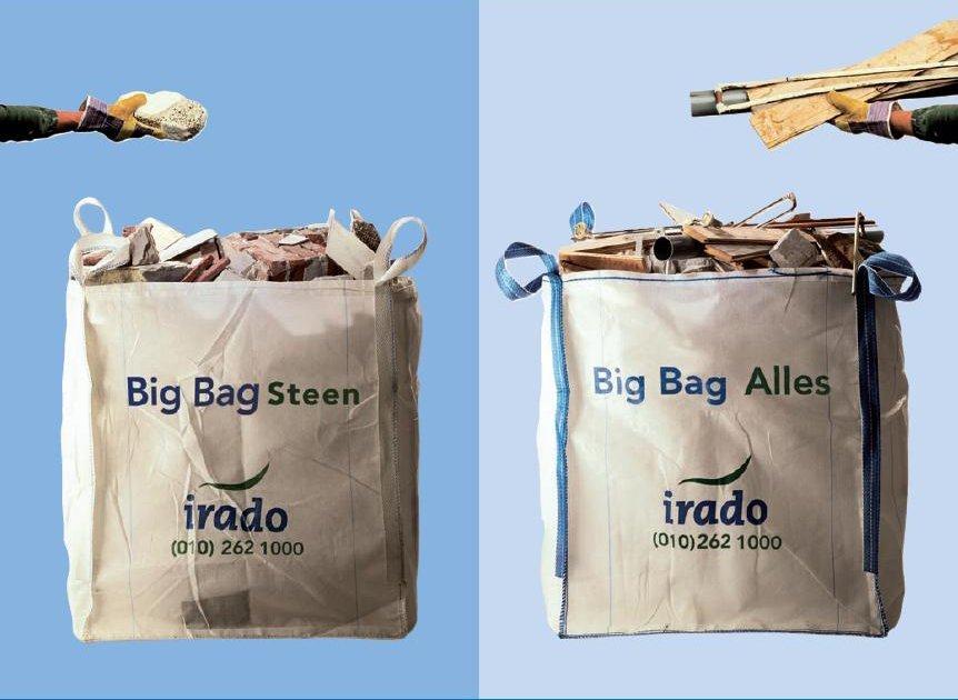 Big Bag 1m3 – 100 x 100 x 100 cm (lxbxh)