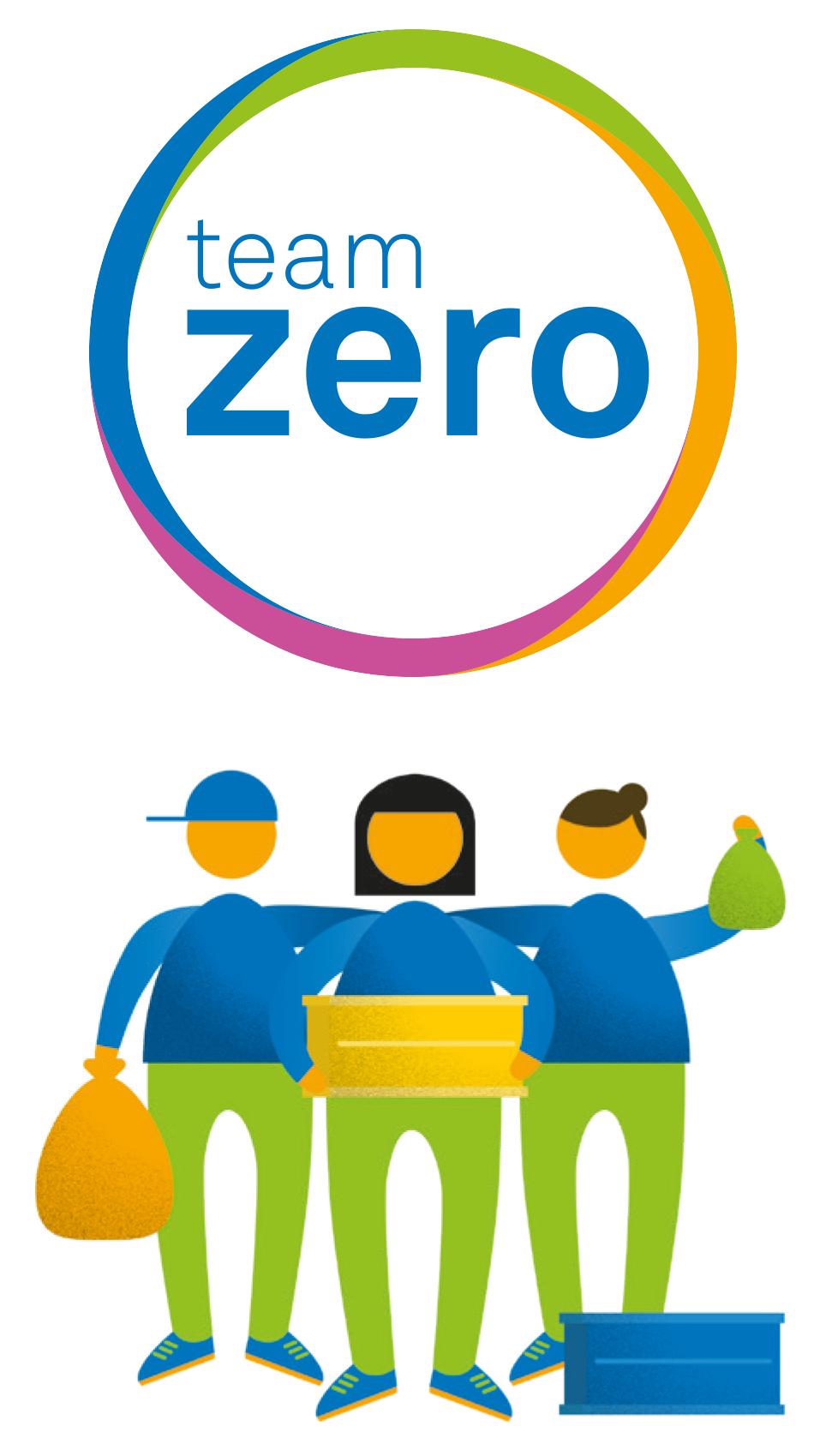 Afvalvrij- en on demand inzamelen met Team Zero